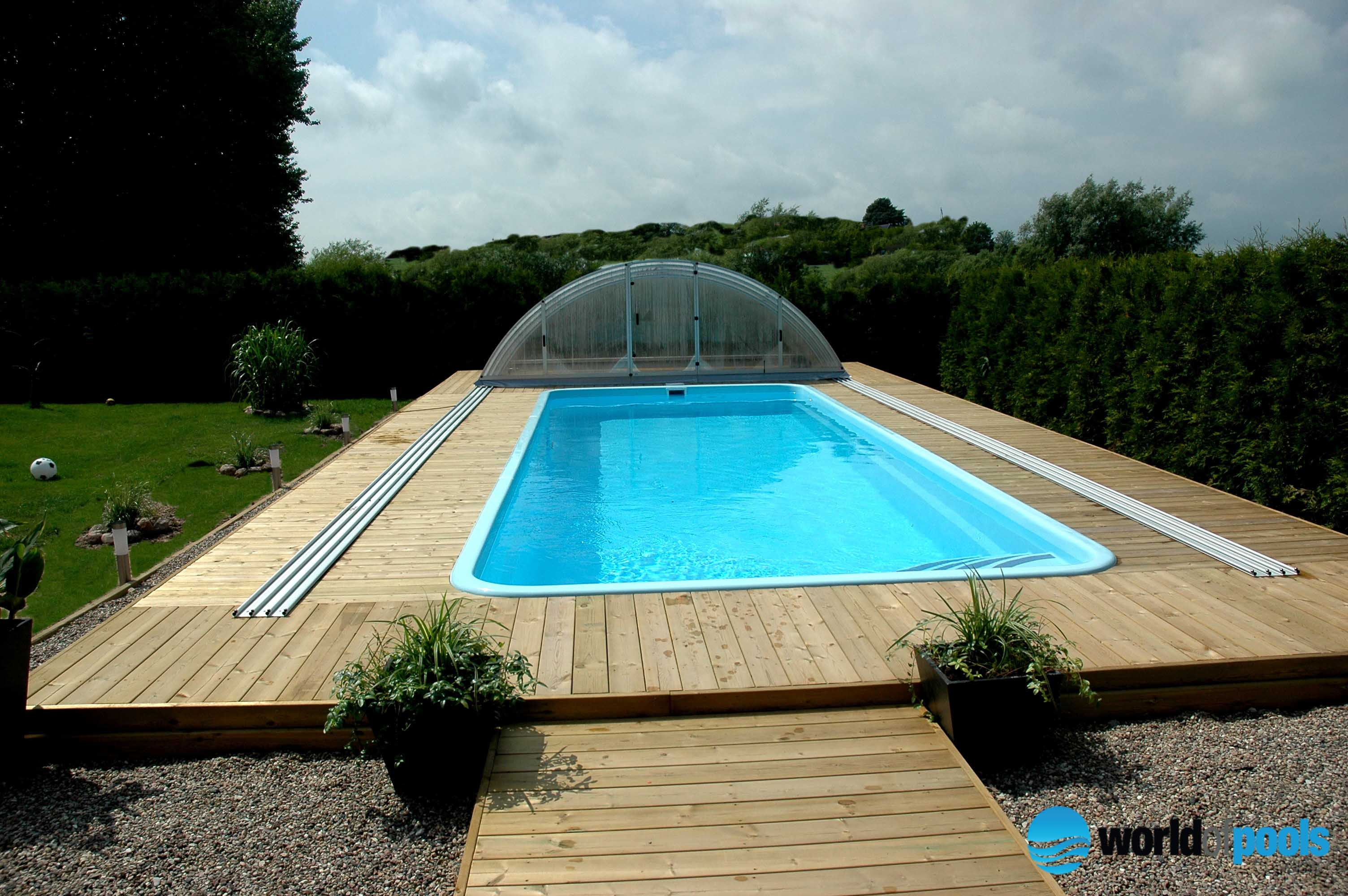 Angebot pools f r garten swimmingpools fertigschwimmbecken for Pool design company polen